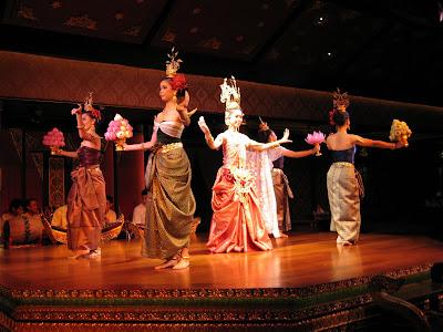 Thai Dinner Show