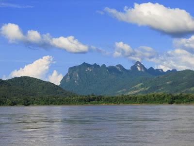 Mekong River Luang Prabang