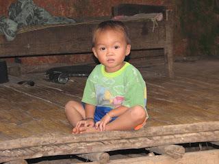Little Laos Kid