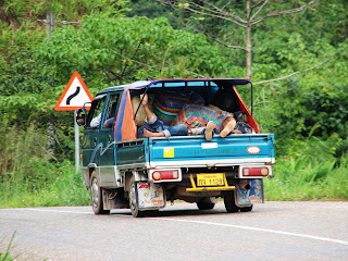 Laos Truck