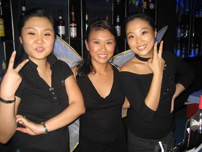 Korean Party Girls