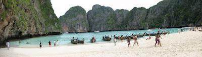 Ma Ya Bay Phi Phi Thailand