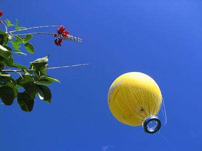 Siem Reap Hot Air Balloon