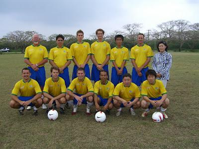 CNMI Saipan Mens Soccer