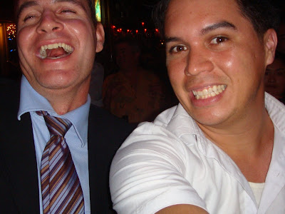 Ian Catlett and Angelo Villagomez
