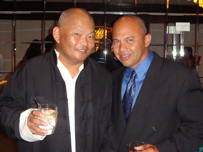 Tony Cabrera and Chuck Sayon
