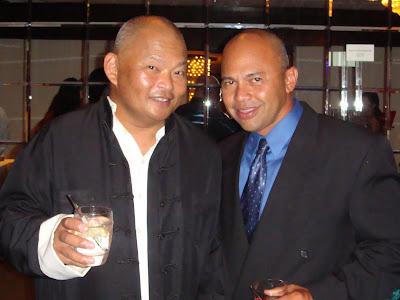 Tony Cabrera and Chuck Sayon