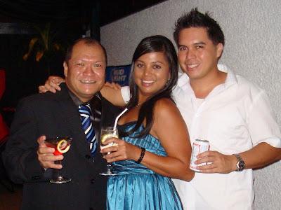 Jack Sablan Angelo Villagomez Fran Castro