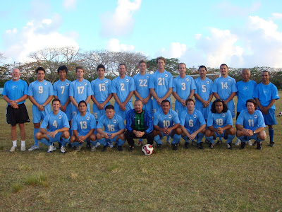 CNMI Mens Soccer