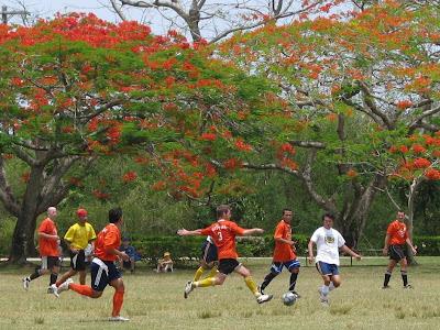Saipan Soccer