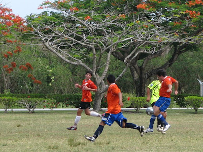 Football on Saipan