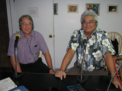 Harry Blalock Island Issues Radio Show