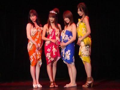 Miss Saipan Contest