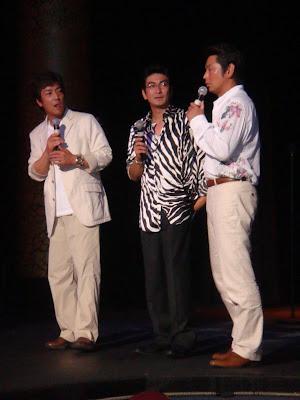 Japanese Singer Dudes