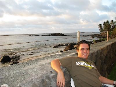 Angelo Villagomez in Hawaii