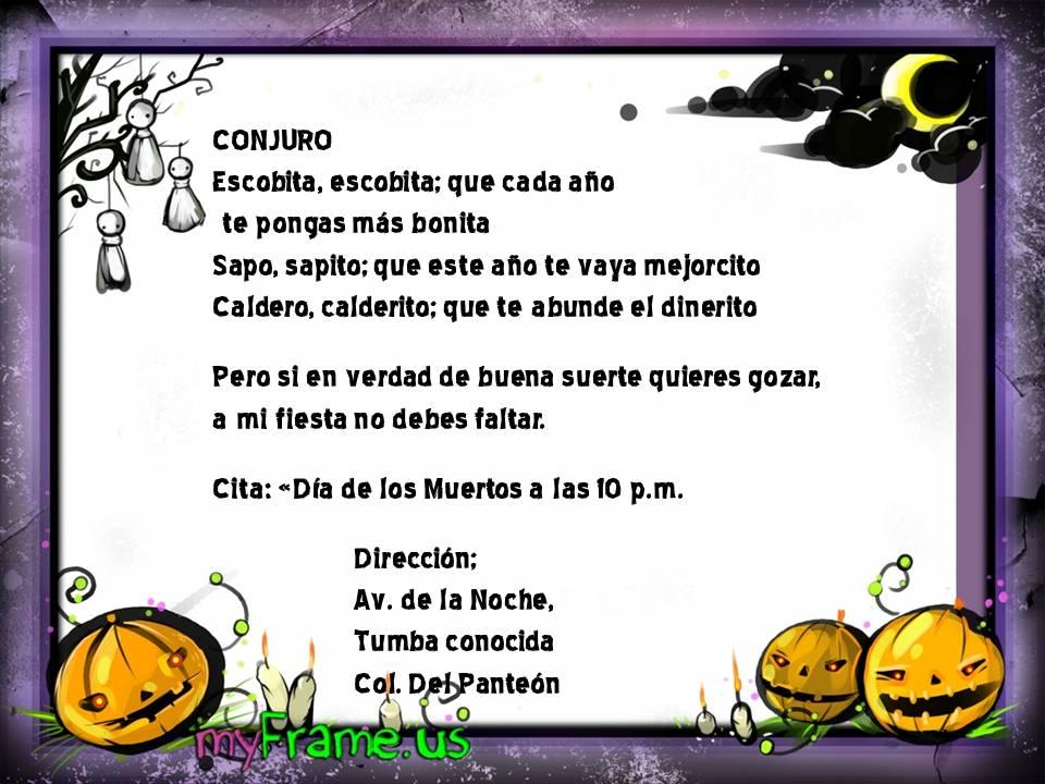 Para Decir Te Quiero Otra Frase Para Halloween