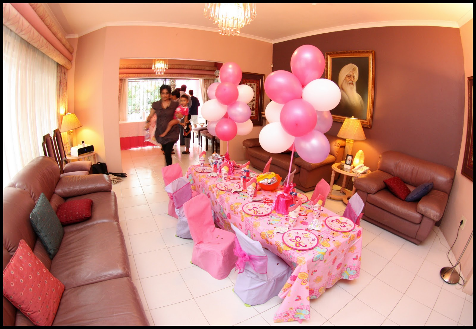 Sohas 1st Birthday Party