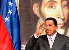 Comandante Presidente Hugo Chávez Frías