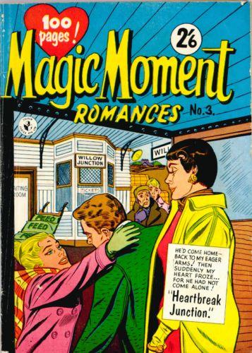 [Magic+Moment+Romances+]