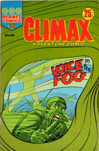 [Climax+Adventure+Comic++]