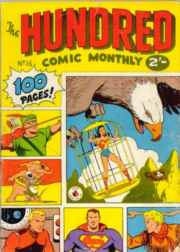 [The+Hundred+Comic+]