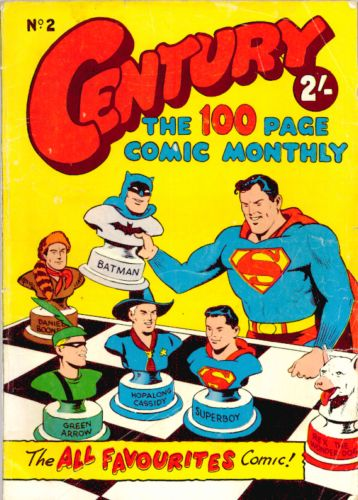 [Century+Comic+]