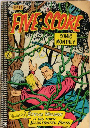 [Five-Score+Comic+Monthly+]