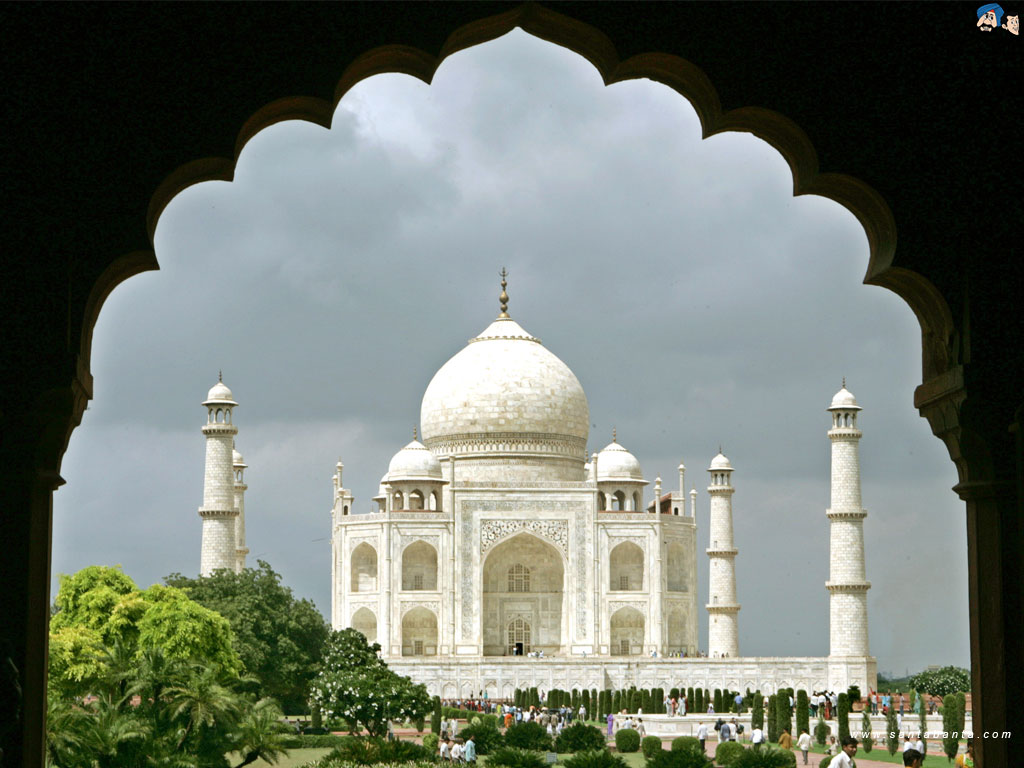 Tajmahal information in hindi