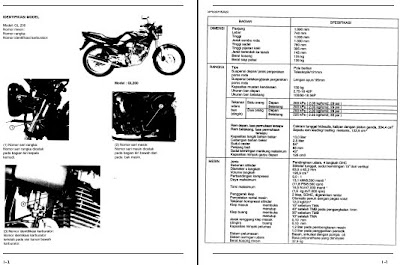 otomotif fans: Part Cataloq & Service Manual Honda Tiger