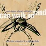 "Omri Ziegele ""Where's Africa Trio"": Can Walk On Sand"