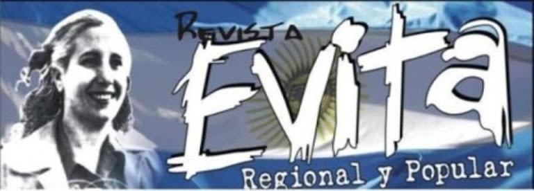 Revista Evita regional y popular