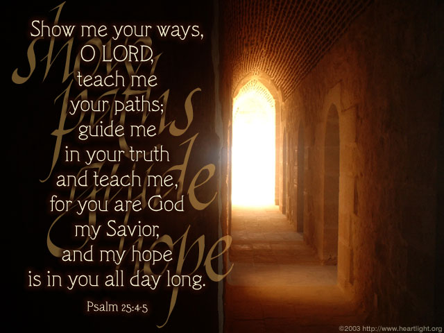 lord have your way in me