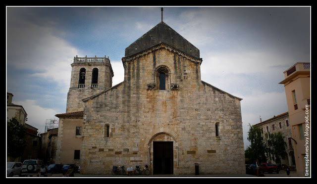 Monasterio de San Pere de Besalú