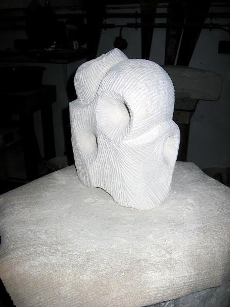 sculpture n°2  9 heures