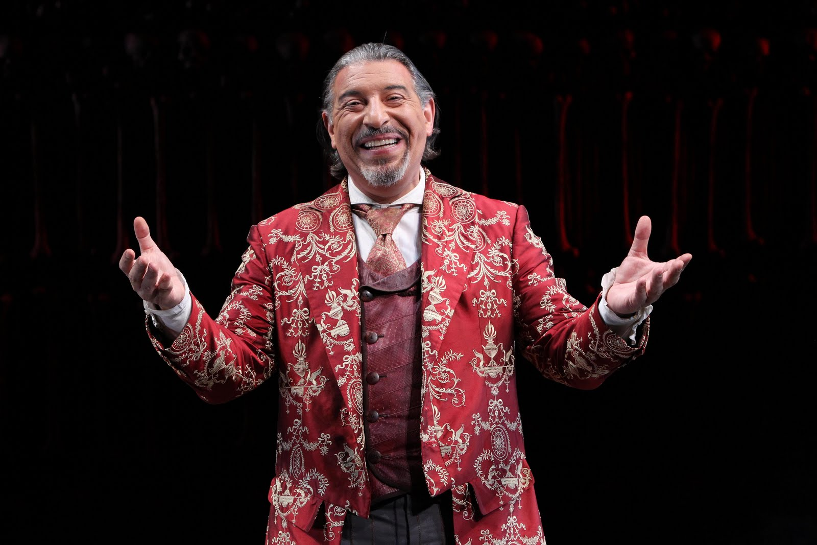 Life Upon the Sacred Stage The Screwtape Letters stage Gives