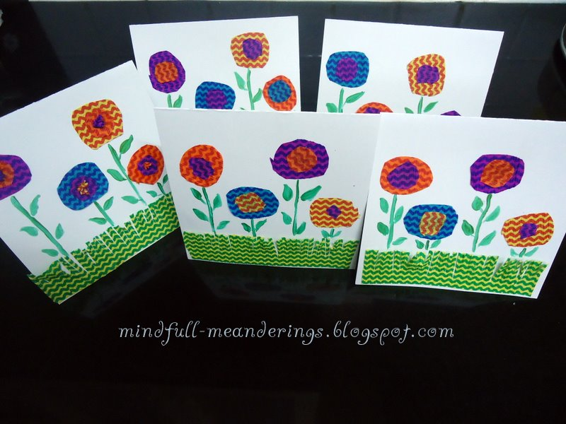 Teachers day card handmade artsy craftsy mom m4hsunfo Image collections