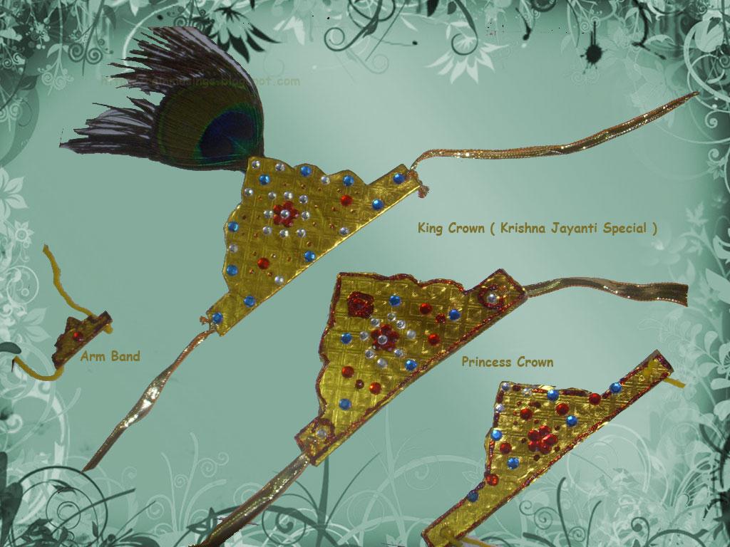 Card Making Ideas For Janmashtami Part - 32: Artsy Craftsy Mom