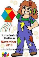 artsy craftsy Nov