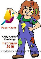 artsy craftsy Feb