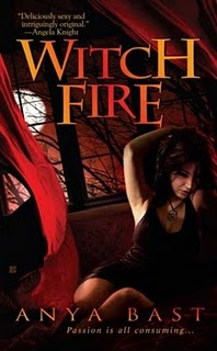 Witch Fire – Serie Brujas Elementales – Anya Bast