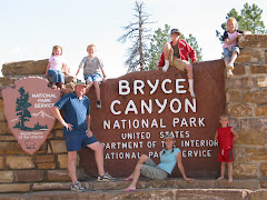 The Renckerts @ Bryce Canyon
