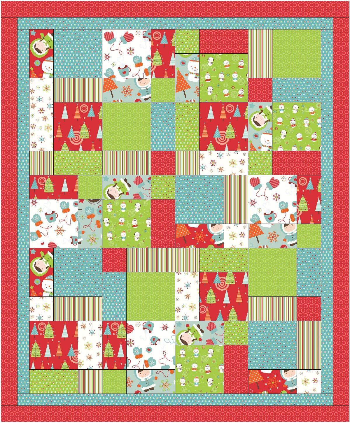 Quilt Patterns Fat Quarters 31