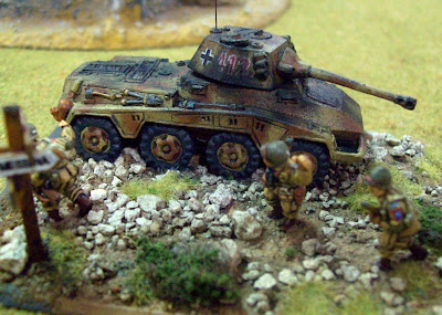 Lonely Gamers: Flames of War 'Objective Markers'