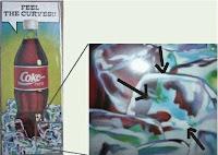 pubblicità, coca cola, messaggi subliminali sessuali