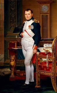 mano nascosta, napoleone