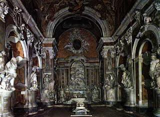 Di Sandro, Sansevero, Cappella gentilizia