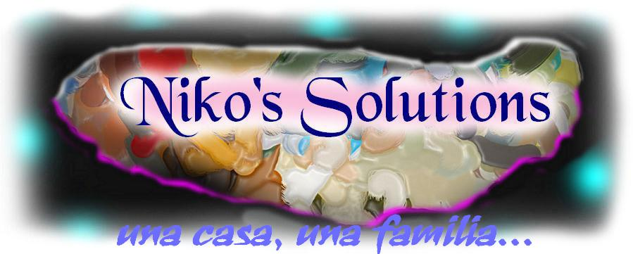 niko's solutions