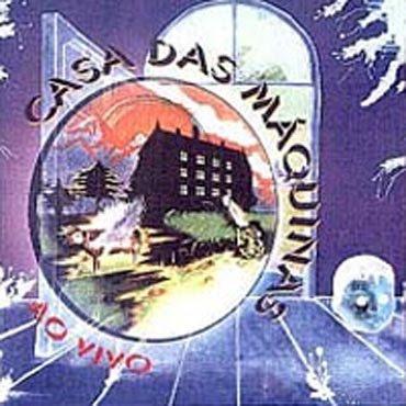 Casa das Máquinas-Ao Vivo em Santos(1978)