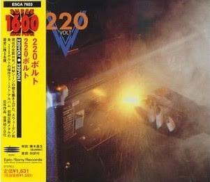 Discografia 220 Volts 220+b