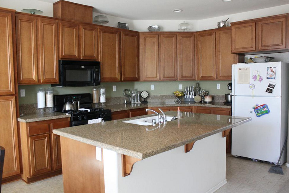 Remove Cabinets To Paint Kitchen